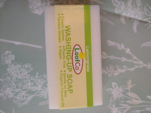LoofCo Washing-Up Soap Bar - Lemongrass