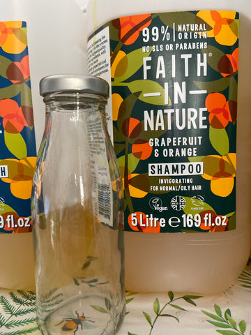 Grapefruit and Orange Shampoo