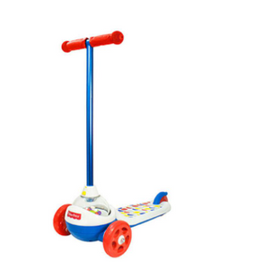 SCOOTER FISHER PRICE POPPING