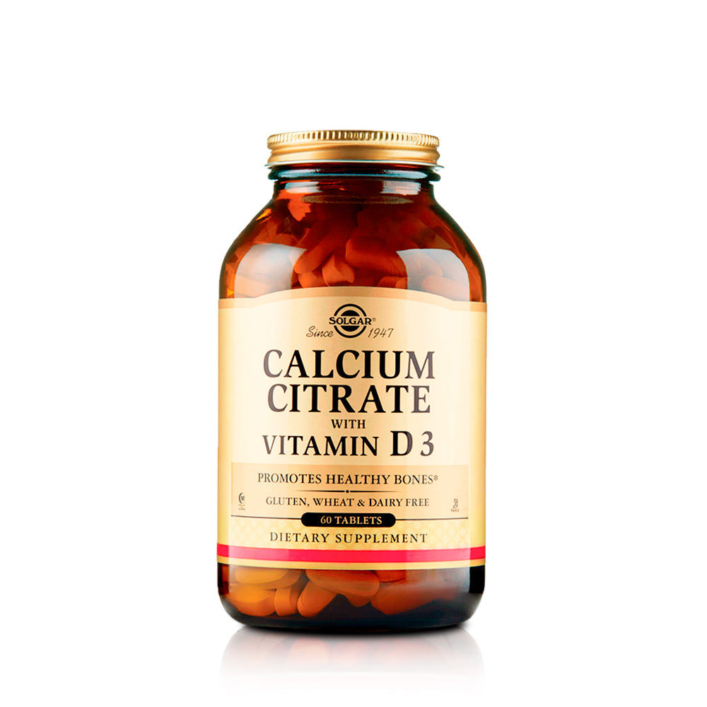 Calcium Citrate With D3