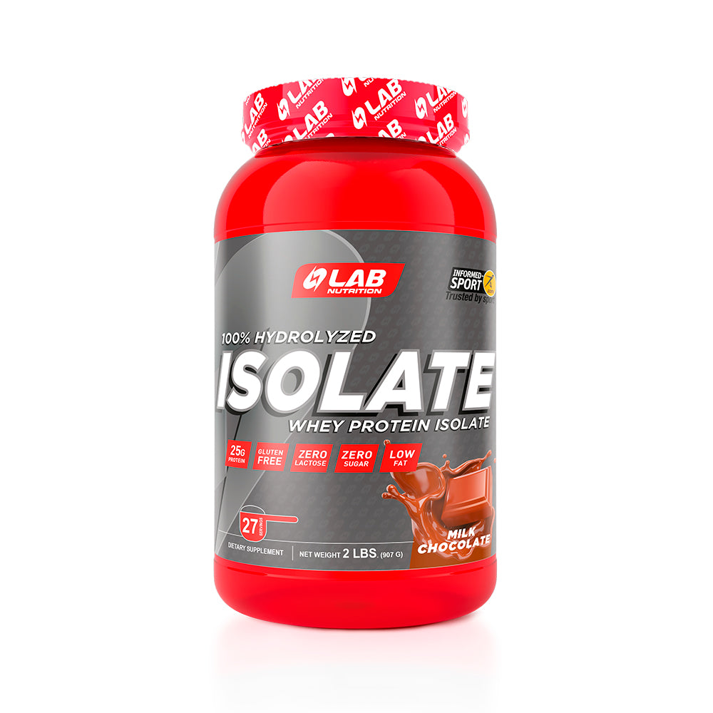 100% Hidrolized Protein Isolate