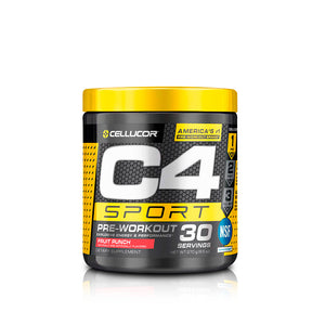 C4 Sport Fruit Punch  270gr