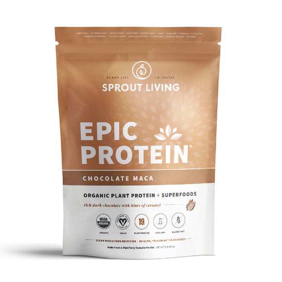 Epic Protein Chocolate Maca
