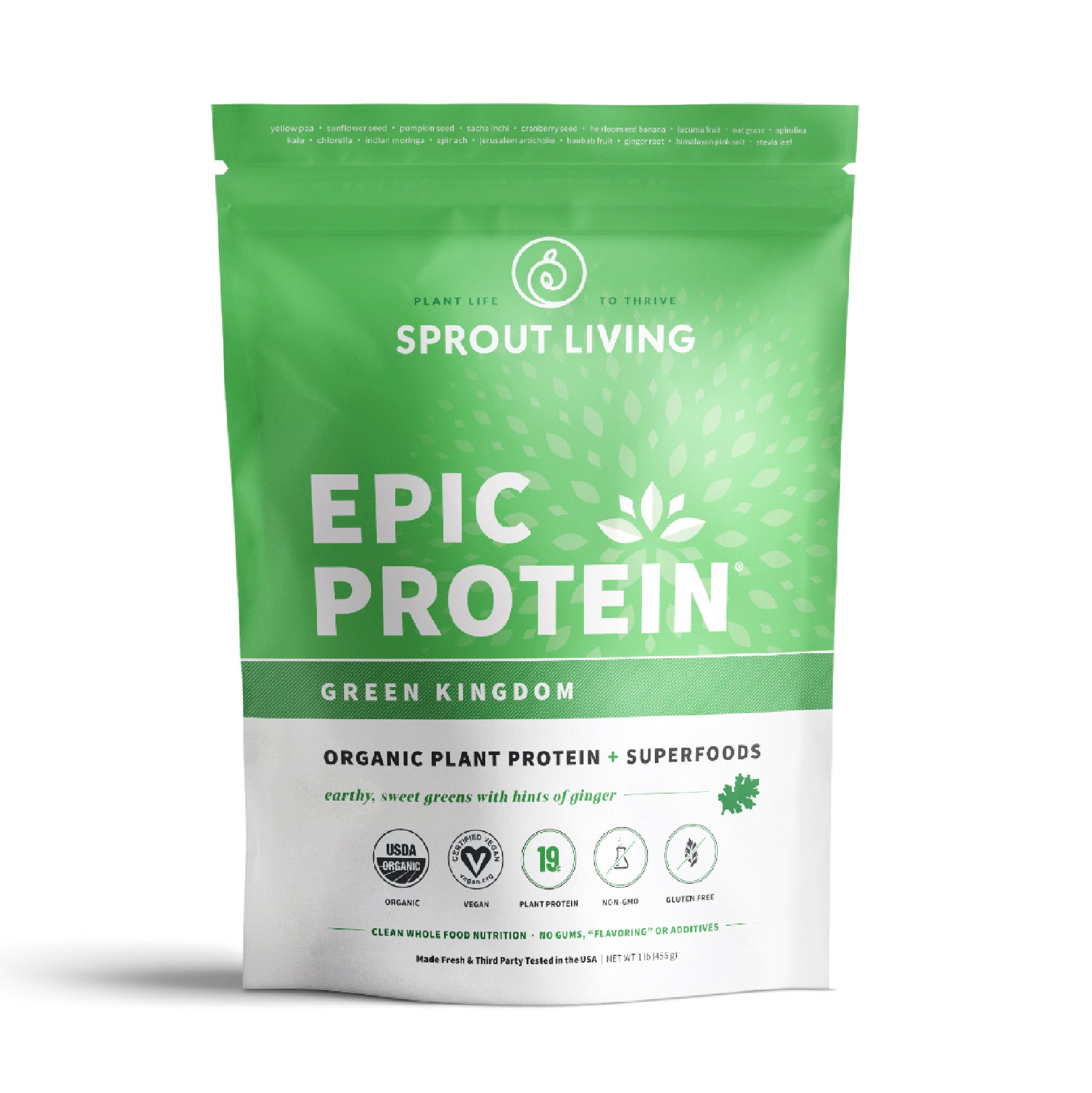 Epic Protein Green Kingdom