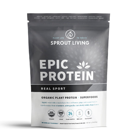 Epic Protein Real Sport