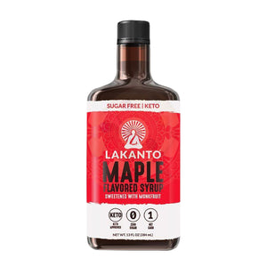Maple Flavored Syrup