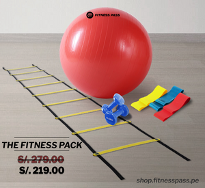 THE FITNESS PACK