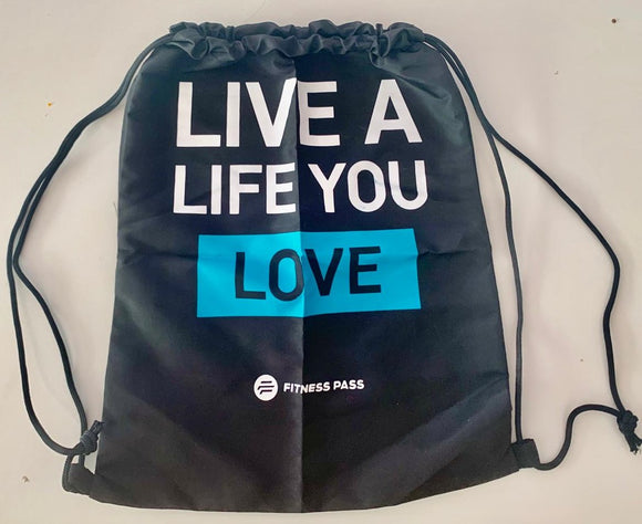 Gym bag - Live a life you love