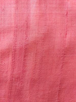 BATIK SILK - DARK PEACH