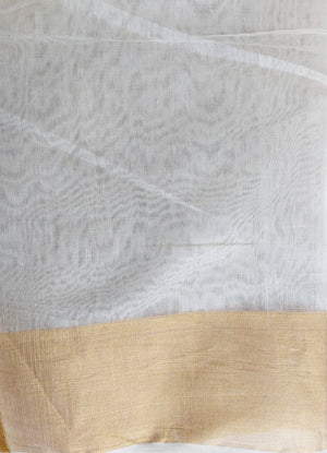 PHULIA SILK COTTON - OFF WHITE
