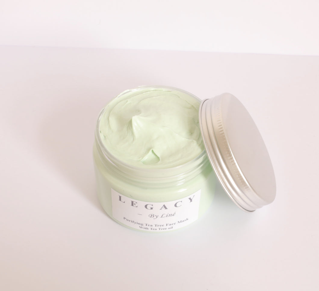 Purifying Tea Tree Face Mask - 5.07 fl oz / 150 ml