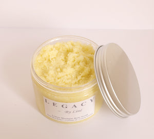 Lemon Meringue Body Scrub - 10.14 fl oz / 300 ml