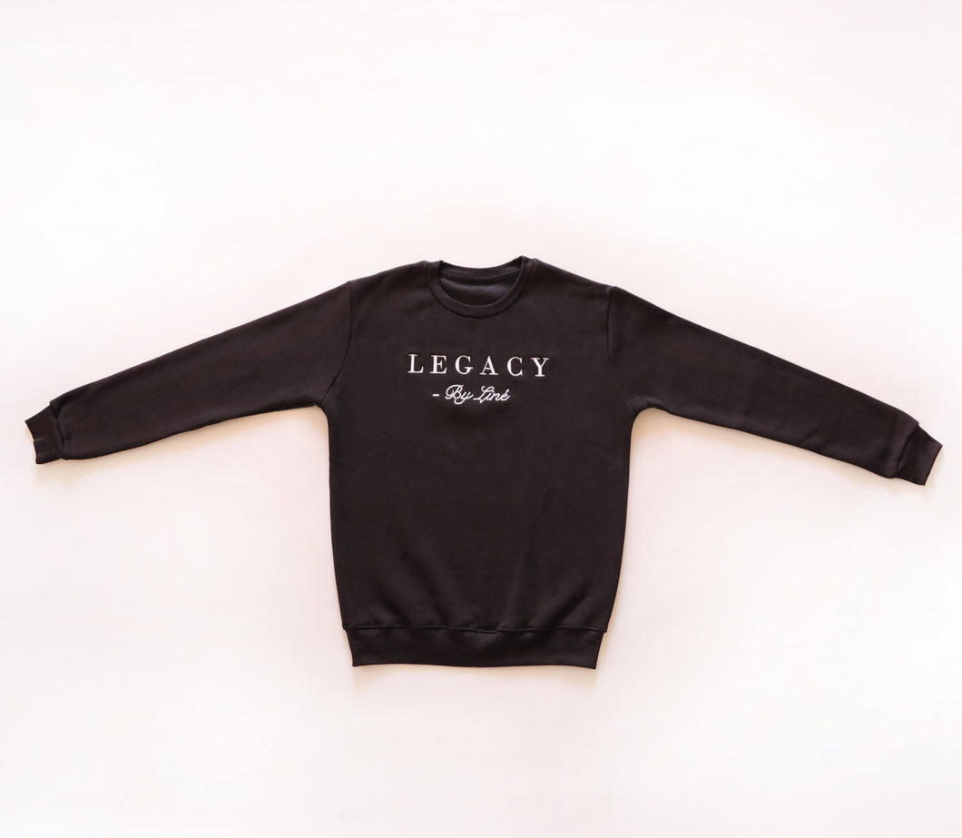 Black Sweatshirt (Unisex)