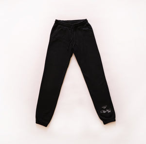 Black Joggers (Female)