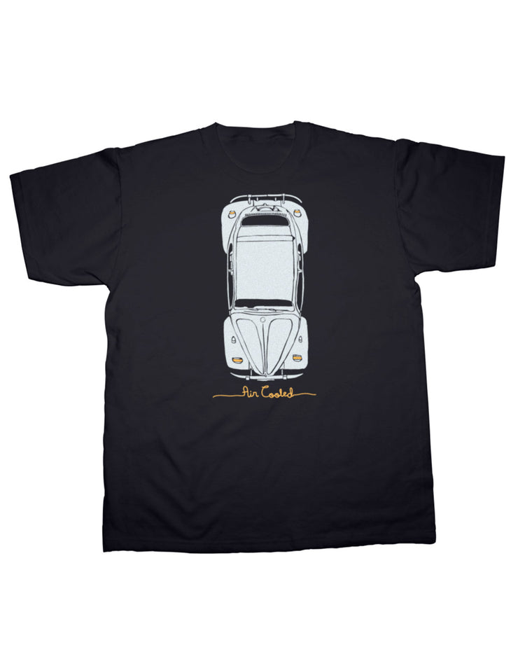 Air Cooled Beetle Arial T Shirt