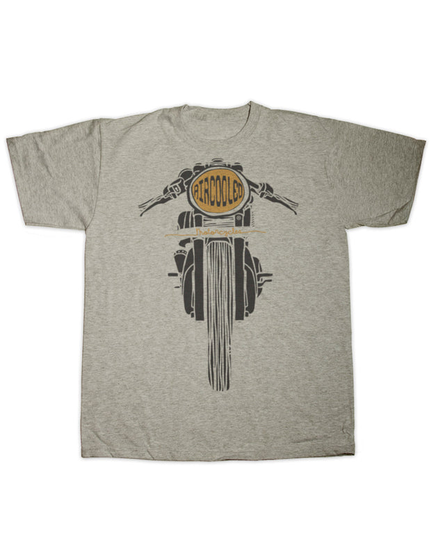 Air Cooled Cafe Racer T Shirt