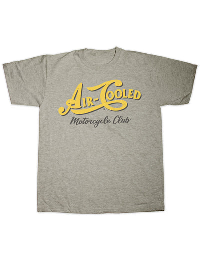 Air Cooled Motorcycle Club T Shirt