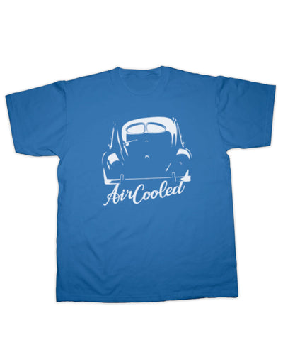 Air Cooled Beetle Rear T Shirt
