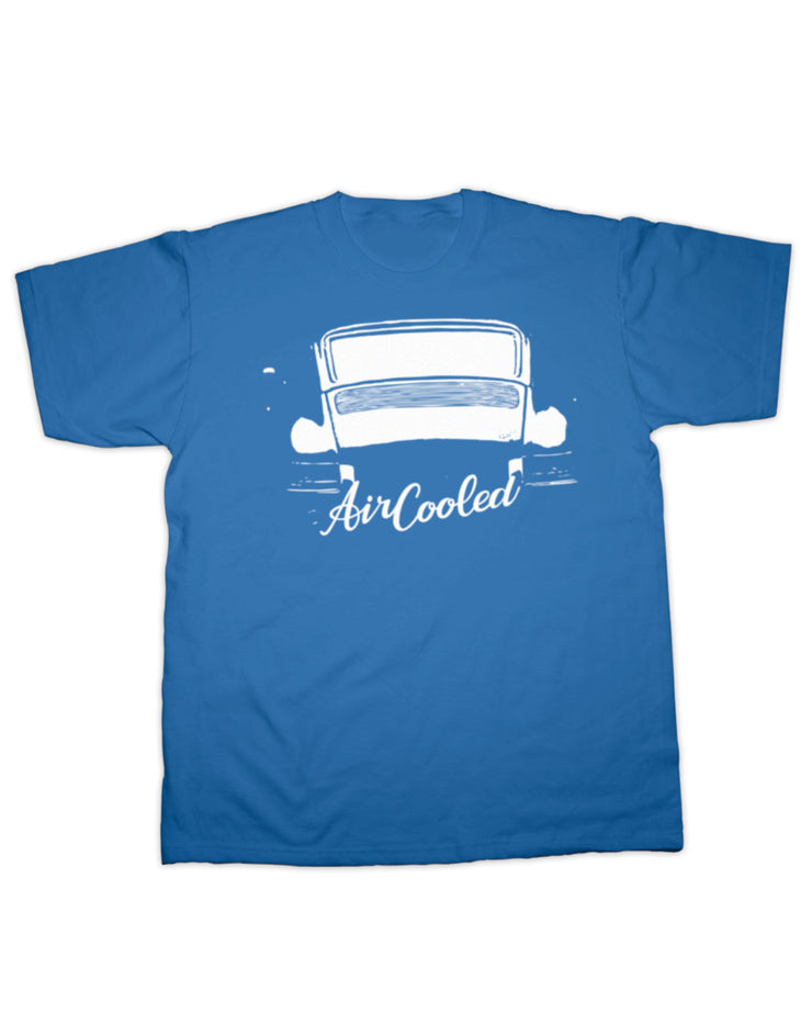 Air Cooled 911 Rear T Shirt