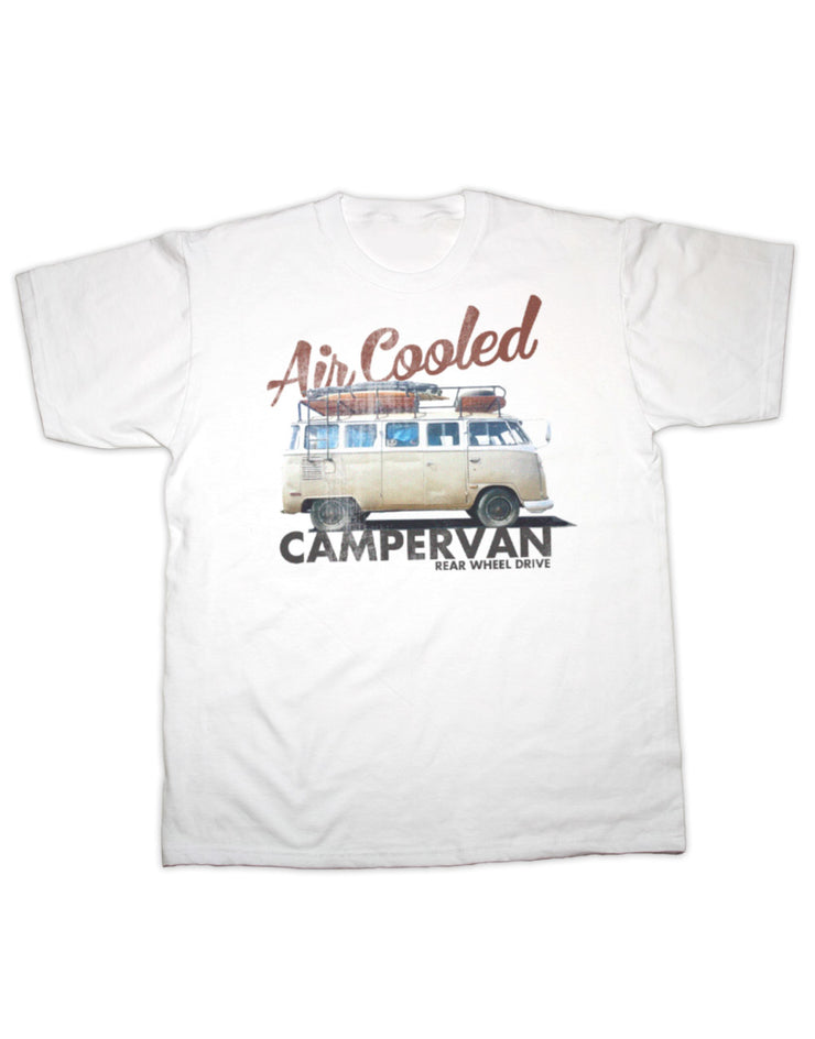 Air Cooled Camper T Shirt