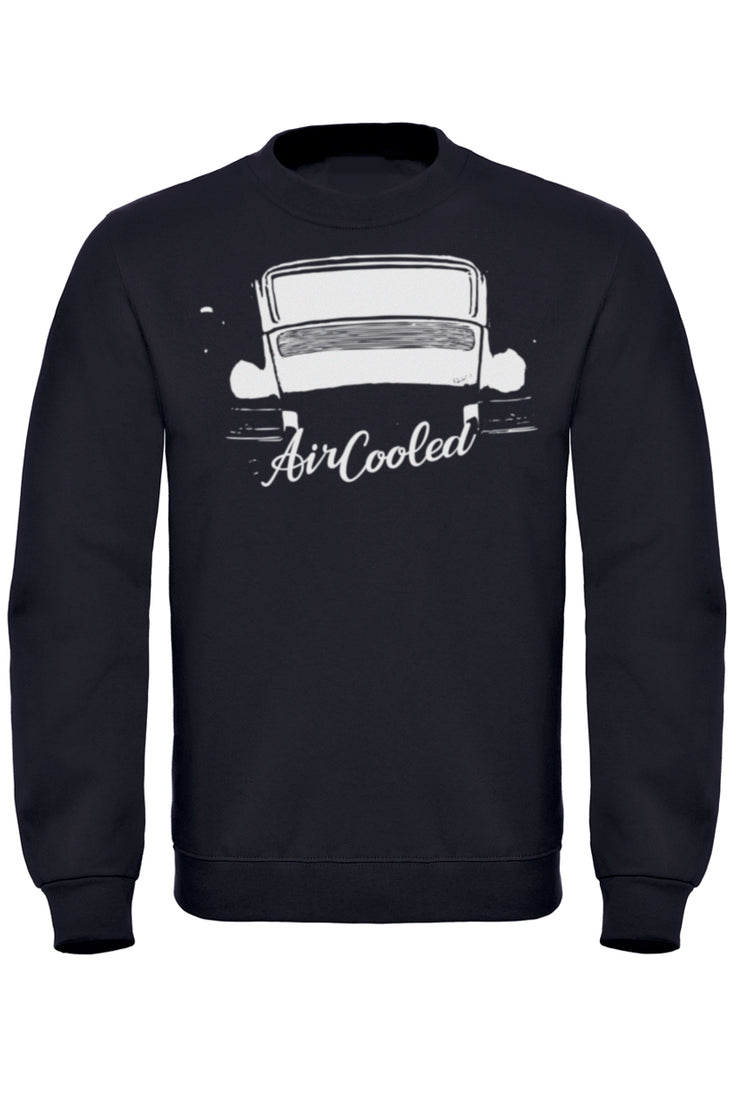 Air Cooled 911 Rear Sweatshirt