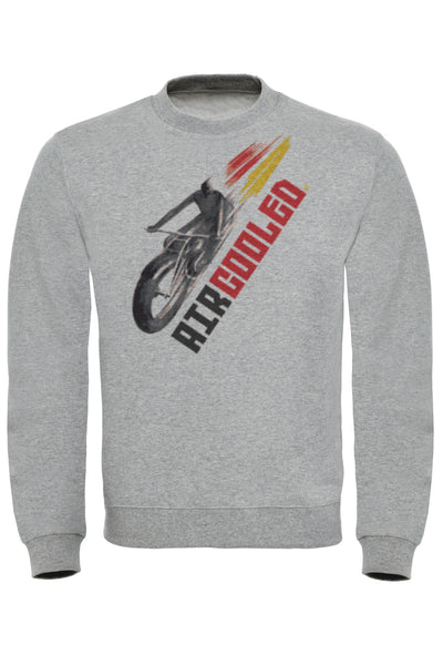 Air Cooled Moto Burner Sweatshirt