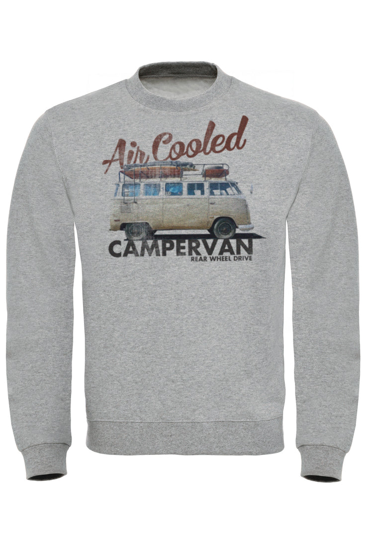 Air Cooled Camper Sweatshirt