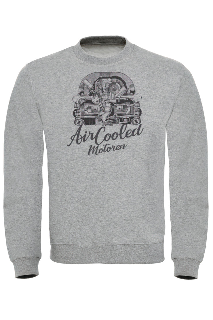 Air Cooled Engine Sweatshirt