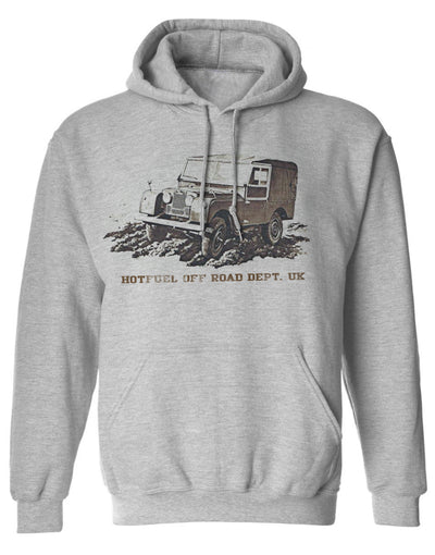 Off Road Dept. UK Hoodie