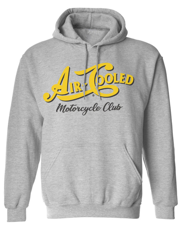Air Cooled Motorcycle Club Hoodie