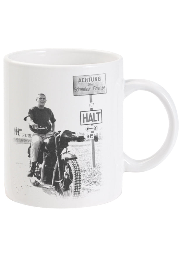 McQueen Great Escape Ceramic Mug