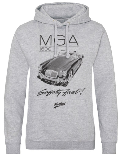MGA 1600 Safety Fast Hoodie