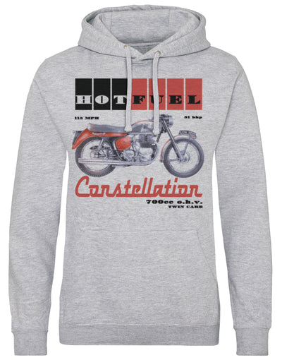 Hotfuel Constellation Motorcycle Hoodie