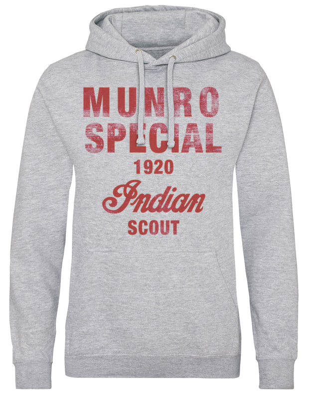 Munro Special Indian Scout Hoodie