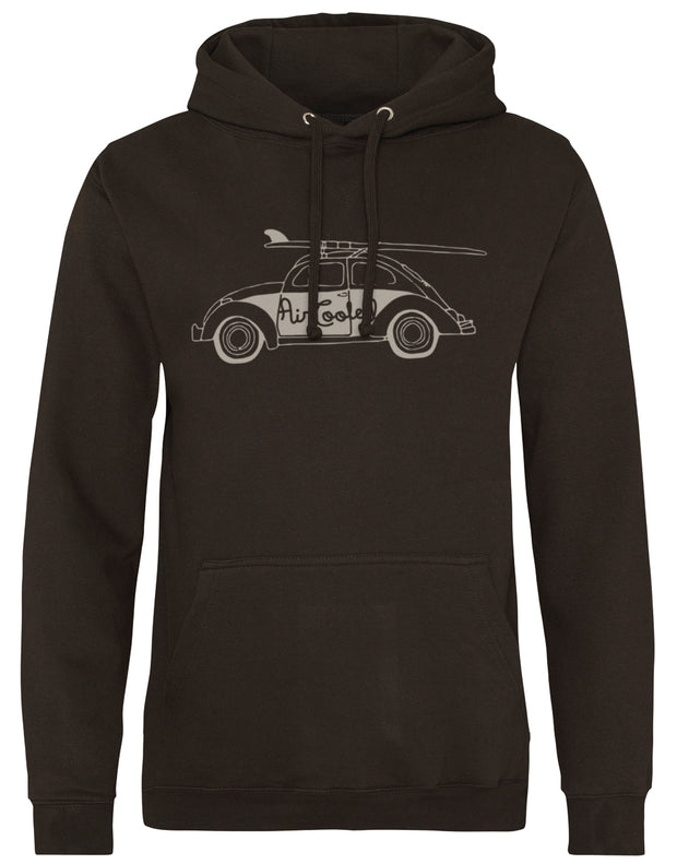 Air Cooled Beetle Surfs Up! Hoodie