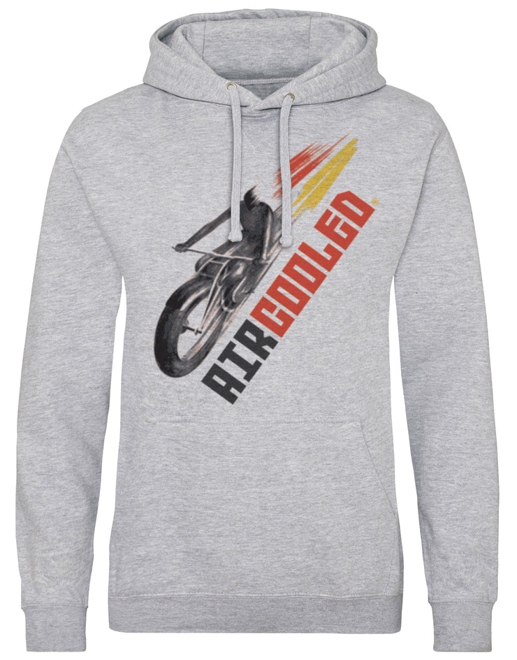 Air Cooled Moto Burner Hoodie