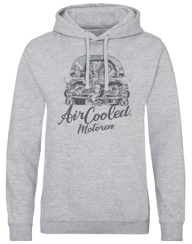 Air Cooled Engine Hoodie