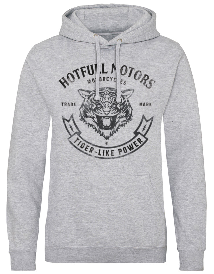 Hotfuel Tiger Like Performance Hoodie