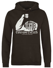 Hotfuel Custom Cycles Arm Hoodie