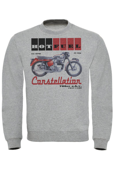 Hotfuel Constellation Motorcycle Sweatshirt
