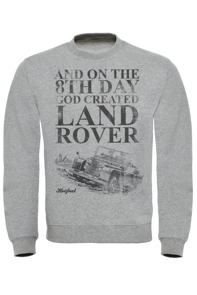 Land Rover 8th Day Sweatshirt