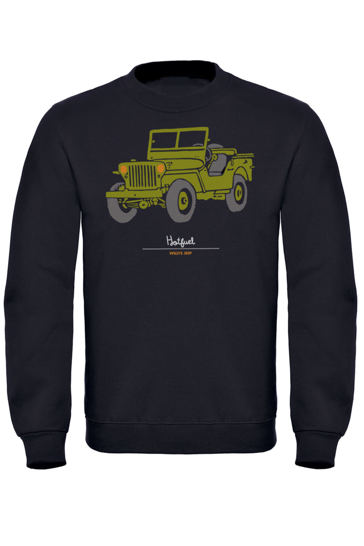 Hotfuel Jeep Sweatshirt
