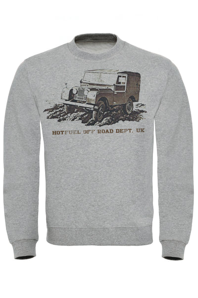 Off Road Dept. UK Sweatshirt