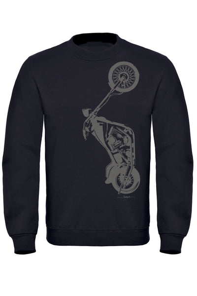 Hotfuel Chopper Motorcycle Sweatshirt