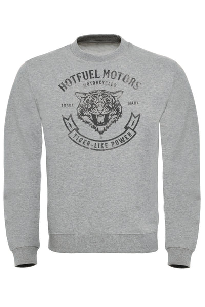 Hotfuel Tiger Like Performance Sweatshirt