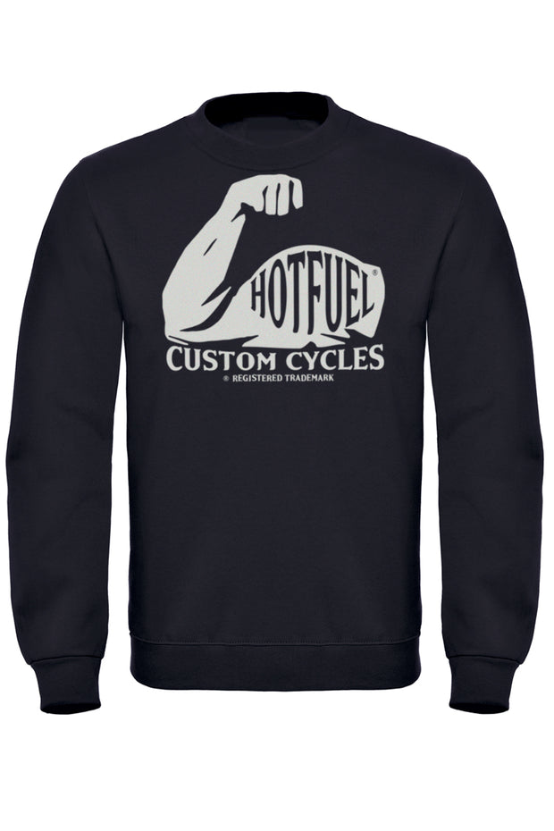 Hotfuel Custom Cycles Arm Sweatshirt