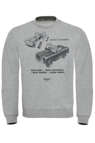 Series 2 Models Sweatshirt