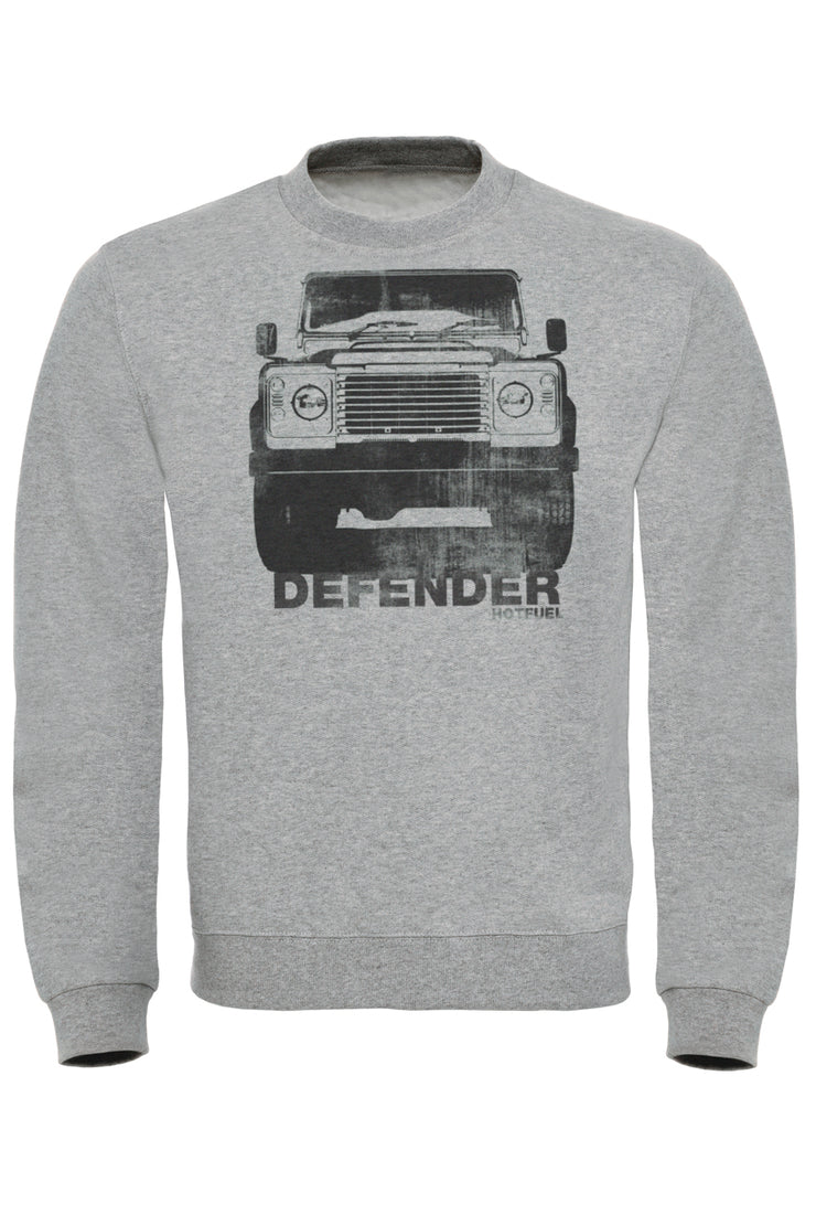 Defender Print Sweatshirt