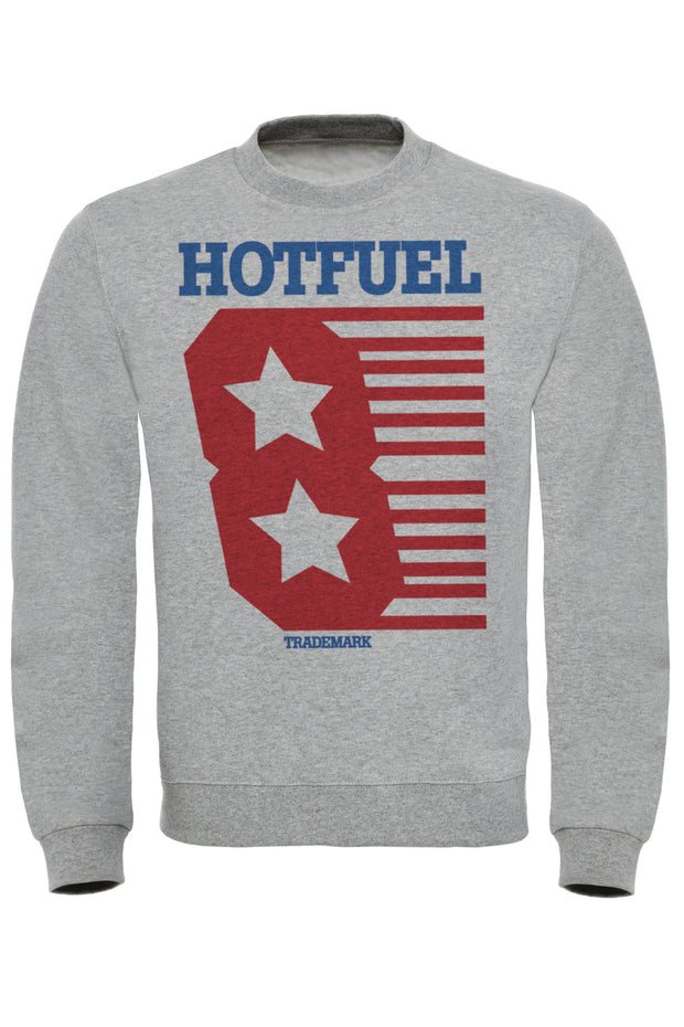 Hotfuel 8 Stripe Sweatshirt