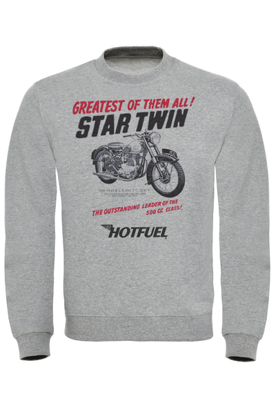 Hotfuel Star Twin Sweatshirt